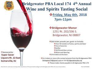 2018 wine flyer